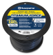 "TRIMMER LINE .080""X400' TITANIUM FORCE"